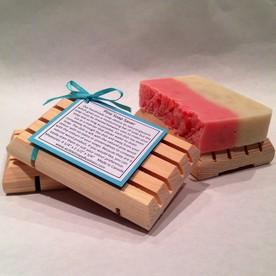 Pine Soap Saver